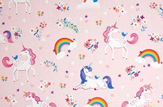 The Best 10 Unicorn Fabric & Reviewed